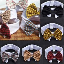 Fashion Adorable Dog Cat Pet Puppy Kitten Toy Bow Tie Necktie Collar Clothes hs