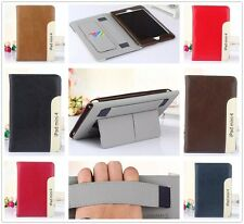 """Simple Leather Smart Sleep/Wake Stand Case For Apple iPad 7.9"""" 9.7"""" 12.9"""" Device"""
