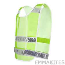 High Visibility Safety Reflective Vest for Winter Night Sports Cycling Walking