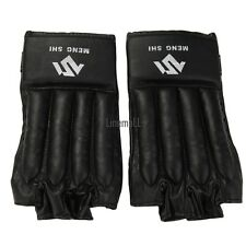 New Mitts Half-finger Fitness Boxing Gloves Punch Bag Training Equipment LM