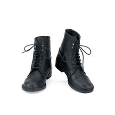 Millstone Kids Synthetic Lace Paddock Boots