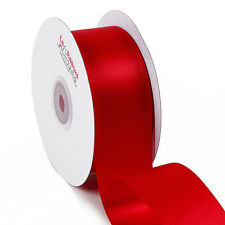 Laribbons 1-1/2 inch Wide Double Face Satin Ribbon - 25 Yard