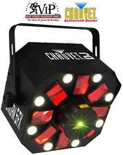 Chauvet DJ Swarm 5 FX 3-in-1 LED Effects Light Red & Green Lasers White Strobe