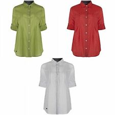 Regatta Great Outdoors Womens/Ladies Mondara Button Through Summer Shirt
