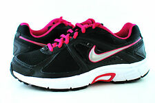 Nike Womens Trainers Dart 9 Running Shoes Black Pink 443863-018