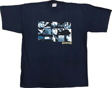 SILVERCHAIR Ana's Song RARE Original 1999 Navy Tour T-Shirt Size S M L & XL