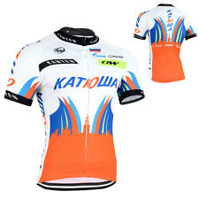 Men's Cycling Jerseys Full Zipper Bicycle Clothing Biking Short Sleeve Shirts