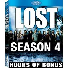 Lost - The Complete Fourth Season Blu-ray Disc, 2008, 5-Disc Set