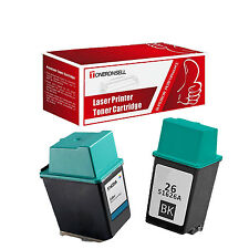 Remanufactured HP 51625 HP 25 + HP 51626 HP 26 Ink For HP DesignJet 200 220