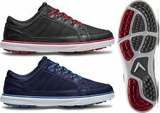 2016 Callaway Golf  Mens DEL MAR BALLISTIC Spikeless Golf Shoes RRP£69.99
