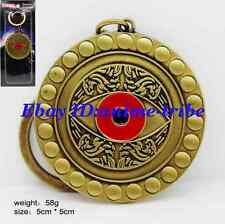 2016 Marvel Movie Doctor Strange metal necklace&key chain Cos Collection 2style