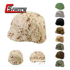 Hunting Airsoft Tactical CS Helmet Cover Covers for M88 PASGT Kelver Swat Helmet