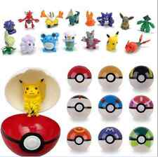 Pokemon Pokeball Cosplay Pop-up 7cm Plastic BALL for Monster Kids Toys Gift