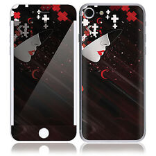 Vinyl Decal Skin Cover for Apple iPhone 7 / 7 Plus - AT14