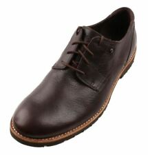 Rockport Ledge Hill Mens Dark Brown Plaintoe Oxfords