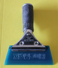 GENUINE ANGLED BLUE MAX SQUEEGEE WITH UNGER HANDLE