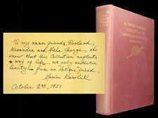 Karolik / M & M Karolik Collection of American Paintings 1815 1949 Signed 1st ed