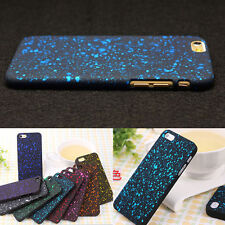 New Hard Back Skin Case Cover With Shine for Apple iPhone 6/6 Plus/5S/4S Tops AA