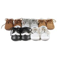 1Pair Baby Girl Boys Shoes Toddlers Crib Shoes Sneaker Soft Soled Kid Pre Walker