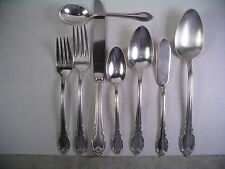 "1847 Rogers Bros. ""REMEMBRANCE"" silver plated Flatware Choice"