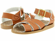 NEW INFANT TODDLER SALT WATER TAN SANDAL 885 ORIGINAL BABY SUN-SAN BY HOY SHOES