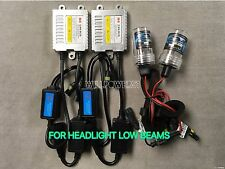 LOW BEAM 35W H11 HID KIT XENON CANBUS M8 NO ERROR FOR 13-15 ILX RDX 04-06 MDX