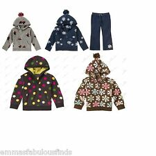 NWT GYMBOREE Girls Fleece Jacket Hoodie Pants zipper pullover U pick