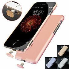 For iPhone 6 7 7 Plus Slim External Backup Battery Charger Power Bank Case Cover