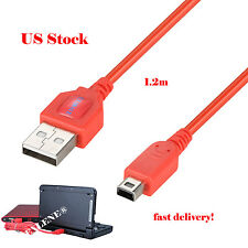 US stock 1.2m Charger USB Cable Sync pour Nintendo 3DS XL/N3DS/2DS/DSi /NDSi /LL