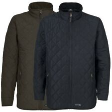 Trespass JONES Mens Casual Padded Quilted and Lined Jacket Warm Winter Coat