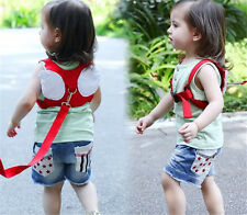 Safety Harness Strap Baby Kid Toddler Walking Backpack Rein Children Cosplay Bag