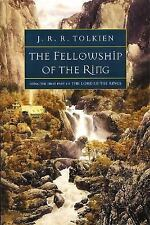 THE LORD Of The RINGS J.R.R. Tolkien Paperback The Fellowship Of The Ring