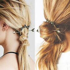 New Hot Personalized Design Hair Sticks Crown Hairpin Fashion Jewelry Accessory
