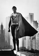 Art Print POSTER Christopher Reeve as Superman