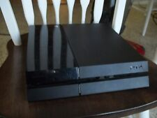 Playstation PS4 BROKEN AS/IS FOR PARTS - (SHUTS DOWN AFTER 1-2 MINUTES)