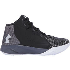 UNDER ARMOUR WOMENS TORCH BASKETBALL BLACK GRAPHITE SHOES **FREE POST AUSTRALIA