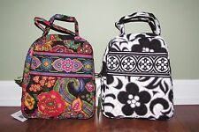 Vera Bradley NIGHT & DAY or SYMPHONY IN HUE School Work LET'S DO LUNCH Case NWT
