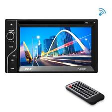 Pyle 6.5'' Double DIN In-Dash Touch Screen DVD CD/MP3/USB/SD AM/FM Bluetooth