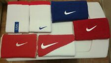 NIKE wristband sweatband 6 pack RED WHITE BLUE USA olympics team