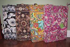 Vera Bradley PROVENCAL CANYON CAMELLIA Carry-On Work LAPTOP TRAVEL TOTE - NWT