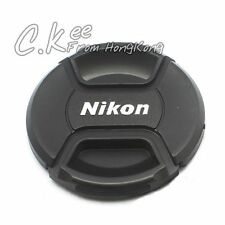 72mm Snap-on Lens Cap for Nikon Camera Fit For Any 72mm Filter Size Lens