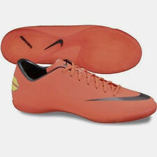 NIKE MERCURIAL VICTORY III IC INDOOR SOCCER SHOES FOOTBALL Bright Mango.
