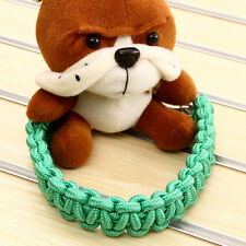 Popular Pet Dog Nylon Braided Pet Chain Collar For PET Big Dogs