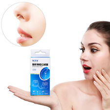 New Invisible Nasal Filters Air Pollution Nose Pollen Allergy Relief Dust Mask