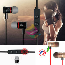 New -ZH56 Magnetic Wireless Bluetooth Handsfree Headset Earphone For Cell Phone
