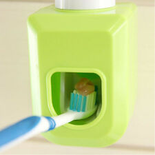 Automatic Toothpaste Dispenser Family Toothbrush Holder Bathroom Home Accesssory