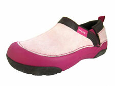 Girls Crocs Cunning Cameron Bubblegum/Berry Shoes