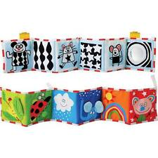 Development Early Education Baby Children Cloth Book Stroller Infant Bed