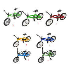 Finger Alloy Bicycle Model Mini MTB BMX Fixie Bike Boys Toy Creative Game Gift