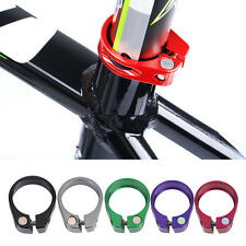 High Quality Cycling Bike Bicycle Quick Release QR Seat Post Bolt Binder Clamp
